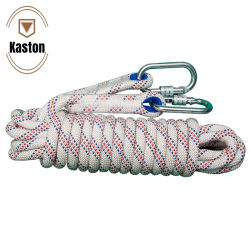 La cuerda de seguridad Typeii poliéster Kaston