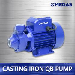 1/2HP transferencia de presión periférica de hierro fundido eléctrico agua vórtice limpia Bomba Qb60