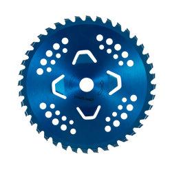 Tct Sharp circulaire de disque de coupe de bois a basculé en carbure de lame de scie de diamant