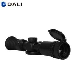Dali RS2 고해상 384× 288 옥외 난조 IP66를 위한 다중 기능적인 열 화상 진찰 소총 범위
