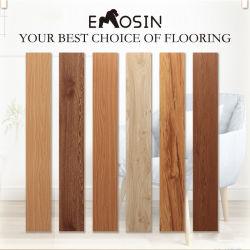 Material de construção Clique em Lvt/SPC/PVC/borracha/cerâmica/porcelana/plástico de granito/madeira/madeira/Rocha/em mármore/Carpet/Hybrid Luxury piso de vinil/parede de azulejos de pranchas