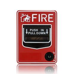 Como el MCP-05 Manual de Alarma de Incendio de la estación de tiro