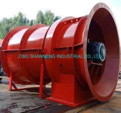 Extractietype explosieveilige lokale ventilator/ventilator/ventilatie voor roterende axiale stroming Kolenmijn /Tunnel Ventilator/Mijn Ventilator/Jet fan/stofverwijderaar