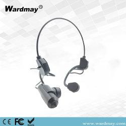 Micro Waterproof bala externa PC 2MP 1080p auricular USB OTG Cámara Helmet Policía Android Webcam