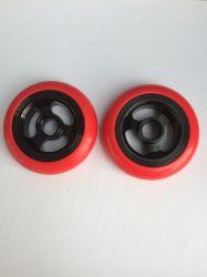 Commerce de gros de bonne qualité de 24 pouces Roues en alliage de magnésium fauteuil roulant électrique de la roue arrière