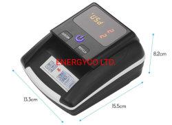 Los rayos UV y magnética de alta calidad multifunción de dinero para la mayoría de Detector de Mini Monedas