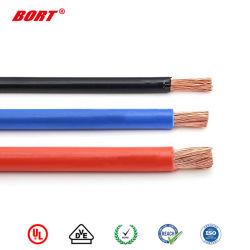 300 فولت UL10368 سلك نحاسي معلب هالوجين منخفض الدخان بدون وصلة متداخلة سلك كابل كهربائي معزول XLPE