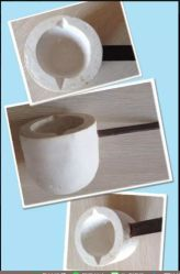Le métal liquide à haute température cuillère d'échantillonnage