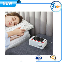 ظهور الراديو أبيض الضوضاء Mini Bluetooth Active Speaker Box Mobile شاحن USB لاسلكي للهاتف الخلوي