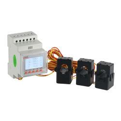 3 La phase de l'énergie mesureur de puissance avec cts pour système de stockage solaire