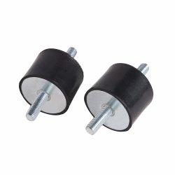 Amortiguador de vibraciones generador/Goma el soporte de goma