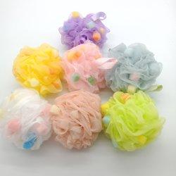 Groothandel Body Cleaning Bath Ball Massage Sponge Douche