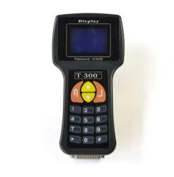 T300 T300+ programmeur clé Version anglaise V noir2017.17.8