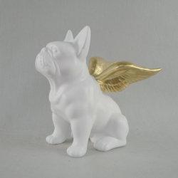Hotsale Polyresin lindo perro/gato regalos para el hogar decoraciones Polyresin Artesanía