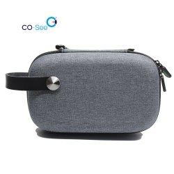 力バンク、携帯電話、USBケーブルのための防水耐震性のツールの包装旅行エヴァの記憶のケース