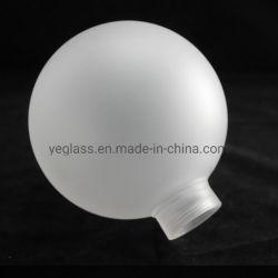 砂を吹き付けられる習慣か絵画G9 LEDライトカバー曇らされたガラスのランプの笠
