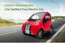 Auto elettrica a buon mercato, certificato CEE per l'Europa, L7e, 2 posti auto, batteria ternaria al litio Ncm, tassa UE standard, 2 posti auto, 2 porte auto, Oldman auto