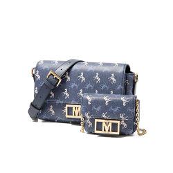 Handbags Wholesale Market Distributor女性デザイナー女性PU PVC革方法小型肩の財布の札入れの女性のクラッチの贅沢なCrossbodyのバッグレディーのハンドバッグ