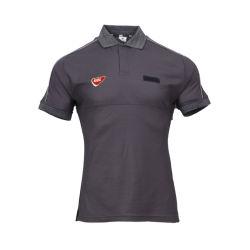 Polo-Hemd der kundenspezifischen antistatischen Faser-Arbeitskleidungs-Männer Baumwoll