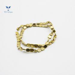カスタマイズチャーム Heishi Beads Square Stone Beads for Jewelry