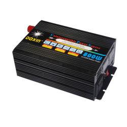 Cc12V AC220V 800W Inversor de potencia del coche de UPS
