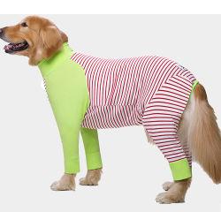 الملابس صيف الحيوانات الأليفة الملابس ضد ماو ذهبية الخريف تيان بيانمو مسنودة لحماية الوصلات، يمسح القماش، أرجل رفيعة، الحيوانات الأليفة