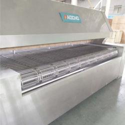 Torta de pan pan de tostadas de cocción de la producción de galletas del Horno Túnel máquina