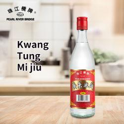 Kwang Tung mi Jiu 500ml Pearl River Bridge Brand Healthy Vino di riso di cottura dell'alcool