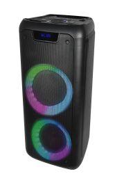Популярные Bluetooth громкоговоритель с индикатором Dual 6,5 дюйма PRO Wireless аккумулятор стороной Disco мультимедийные стерео звука в салоне