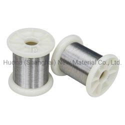 7/0.102 mm 7/0.175 mm de acero revestido de cobre chapado en plata de alambre trenzado