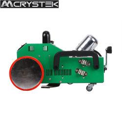 고온 공기 플렉스 배너 PVC 용접 용접기 기계/세밍 기계