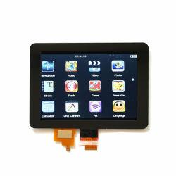 شاشة XGA TFT LCD مقاس 8.0 بوصات (RGB) بدقة 1024 × 768 نقطة HDMI من شينزين كادي