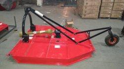 Rasenmäher Mit Drehmotor Und Traktormontage