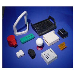 LLDPE Einspritzung-formenteile Belüftung-Rand-Ordnungs-Plastikplastikspritzen-Einspritzung-formenteil-Spritzen