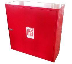 L'acier Fire Cabinet/métal Enrouleur de tuyau d'incendie Cabinet 80*80*30 pour Israël