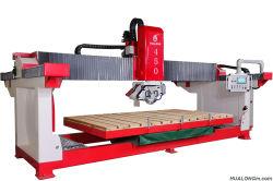 Hualong Hlsq-450는 이탈리아 유형 브리지를 보았다 화강암 얇은 석판 테이블 대리석 기계 절단기를 단청 막는다