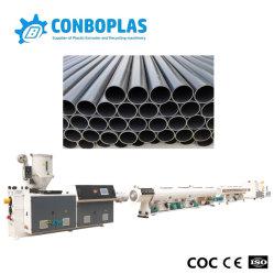 Пластиковый LDPE 50-160мм воды HDPE трубы завод принятия решений