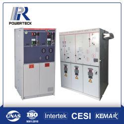 Apparecchiatura elettrica di comando isolata gas completo dell'unità principale dell'anello Sf6
