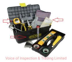 Qualitätskontrolle Inspektion / Schraubendreherkit QC Inspektion Service für Kabellose Bohrer