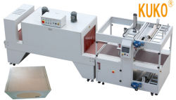 HetAuto Rechte het Voeden GH-6030az Inkrimpbaar Verzegelen van de Verzegelaar van de Koker krimpt Machine van de Omslag van de Omslag van het Pak van de Verpakking de Verpakkende Verpakkende voor de Pallet Tary van het Karton van de Doos