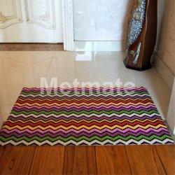 Stuoie di plastica tessute non slittate facili del pavimento della decorazione della casa di cura migliori