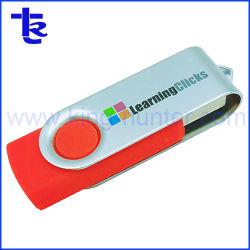 Usine pivotant en métal de gros lecteurs Flash USB 3.0 Disque U Stick Pendrive personnalisé