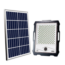 واي فاي مراقبة الأمن المنزلي معدات اللاسلكي كاميرا الإنترنت في الهواء الطلق مع الرؤية الليلية باستخدام مصابيح LED الشمسية