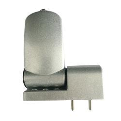 Cerniera piana della cerniera registrabile del portello 3D della stoffa per tendine di UPVC