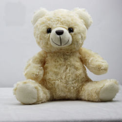 2021 Produttore all'ingrosso Bambini personalizzati / Bambino / Bambino regalo Mini animale domestico Il giocattolo con orsacchiotto morbido e peloso fatto con faretti/farciti più famoso