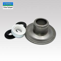 Cubierta metálica de rodillos teniendo cubierta de metal Tk6204-108