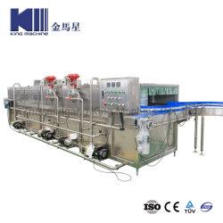 Tunnel de refroidissement de la bouteille de jus de professionnels de la machinerie