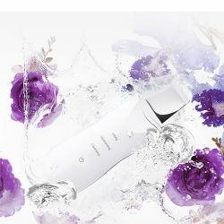O peeling de Limpeza Facial profunda de cuidados da pele recarregável instrumento beleza do dispositivo