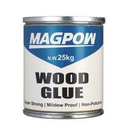 白いWater-Based PVA木接着剤