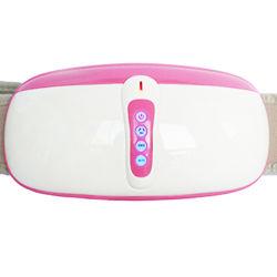 열에 벨트를 체중을 줄이는 전기 반죽 및 진동 체지방 불타는 체중 감소 목 어깨 및 뒤 아랫배 안마